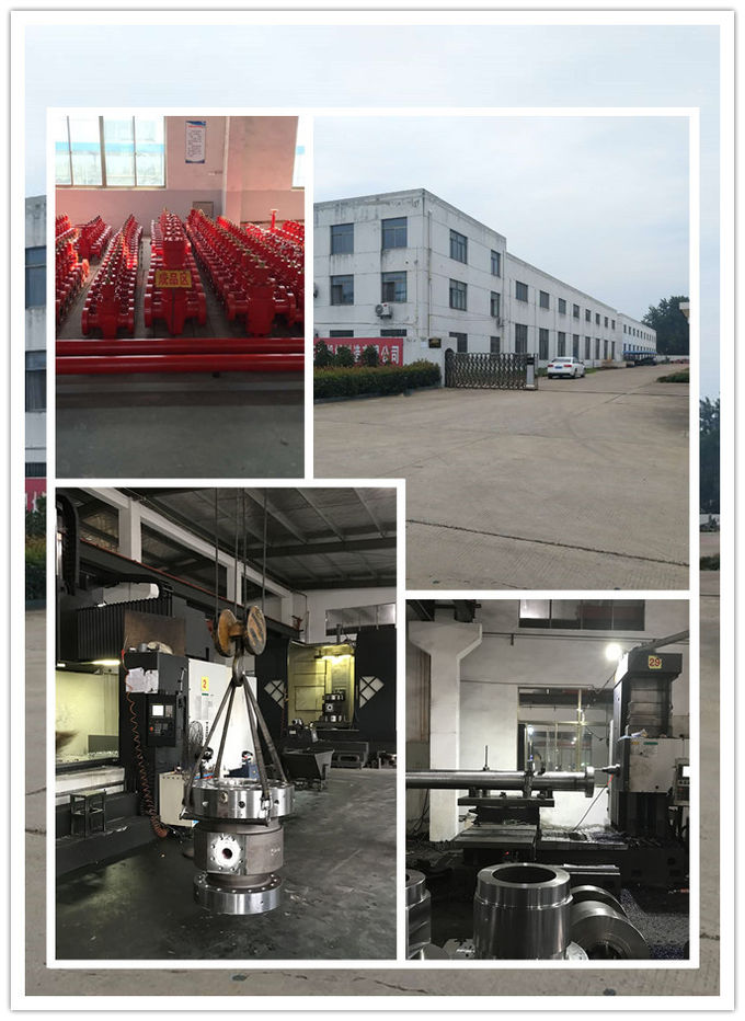 Yancheng Jingcheng Petroleum Equipment Manufacturing Co.,Ltd
